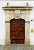 Barockportal — Foto de Stock
