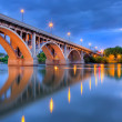 Saskatoon: The City of Bridges - Lizenzfreies Foto
