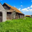Old Farm Building - Stock Photo
