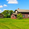 Old Farm Building — Stock Photo