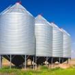 Grain Silos — Stock Photo #5003228