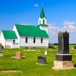 Stock Photo: Country Church