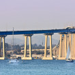 Royalty-Free Stock Photo: San Diego - Coronado Bridge