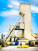 Cigar Lake Uranium Mine in Canada — Stock Photo