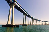 San Diego - Coronado Bridge — Stock Photo