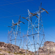 Power Transmission Towers — Stock Photo #5059823