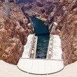 Stock Photo: Hoover Dam Bypass Bridge