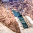 Hoover Dam Bypass Bridge — Stock Photo