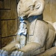Egyptian Ram Statue - Stock Photo