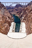 Hoover Dam Bypass Bridge — Stock Photo