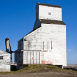 Old Grain Elevator - Stock Photo