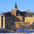 Delta Bessborough Hotel, Saskatoon — Stock Photo