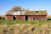 Old Farm Buidling — Stock Photo