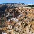 Rock Formations at Bryce Canyon National Park — Stock fotografie