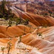 Rock Formations at Bryce Canyon National Park — Stock Photo