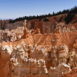 Stock Photo: AguCanyon at Bryce Canyon