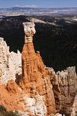 Canyon de agua no cânion bryce — Foto Stock