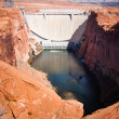 Glen Canyon Dam - Stock Photo