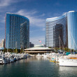 San Diego Marina — Stock Photo