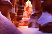 Upper Antelope Canyon — Stock Photo