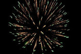 Fourth of July Fireworks — Stock Photo