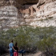 Montezuma Castle National Monument — Stock Photo
