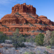 Stock Photo: Bell Rock in Sedona, Arizona
