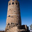 Stock Photo: Grand Canyon Desert View Watchtower