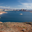 Wahweap Marina at Lake Powell — Stock Photo