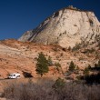 Stock Photo: Zion National Park Scenery