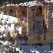Cave Formations at Bryce Point - Photo