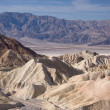 Death Valley's Zabriske Point - Lizenzfreies Foto