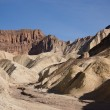 Death Valley's Golden Canyon — Stock Photo