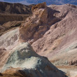 Death Valley's Artist Drive - Photo