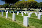 Cimetière national fort rosecrans — Photo