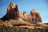 Red Rocks of Sedona — Stock Photo