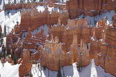 Bryce Canyon Sandstone Hoodoos — Stock Photo