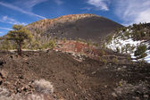 Sunset Crater National Monument — Stock Photo
