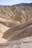 Death Valley's Zabriske Point — Stock Photo