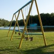 Swing Set — Stock Photo