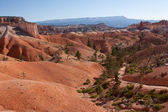 Rolling Landscape of Bryce Canyon — Stock Photo