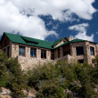 Stock Photo: Grand Canyon Lodge on North Rim