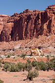 Capitol Reef National Park — Stock Photo