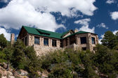 Grand Canyon Lodge on the North Rim — Stock Photo