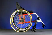 Modern wheelchair — Stock Photo