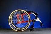 Modern wheelchair — Stock Photo