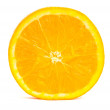 Orange slice — Stock Photo #4985710