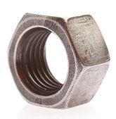 Metal nut — Stock Photo