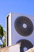 Condicionador de ar industrial — Foto Stock