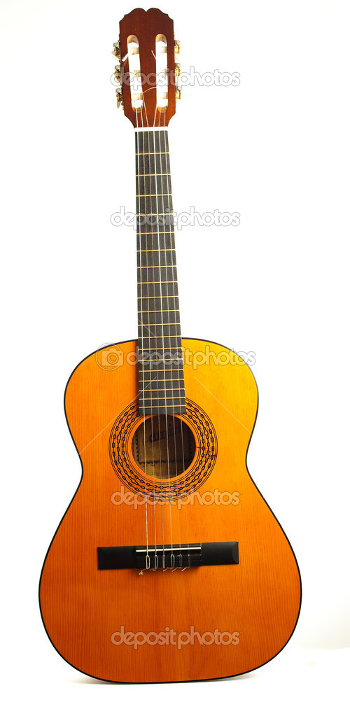 Classic guitar — Stock Photo #4992113